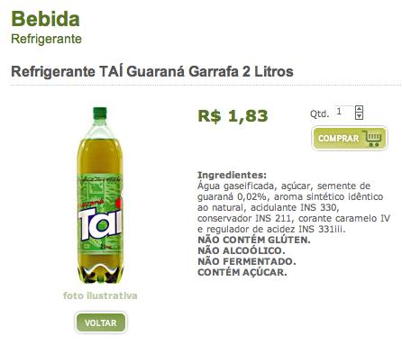 Guarana Tai