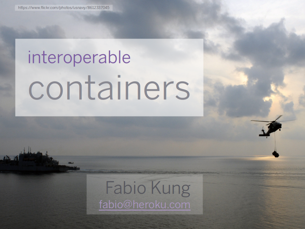 interoperable containers